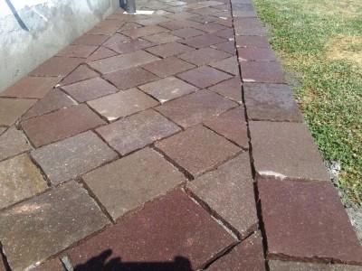Servizio di posa marmo e pietre naturali personalizzato - Posa pavimenti esterni ...
