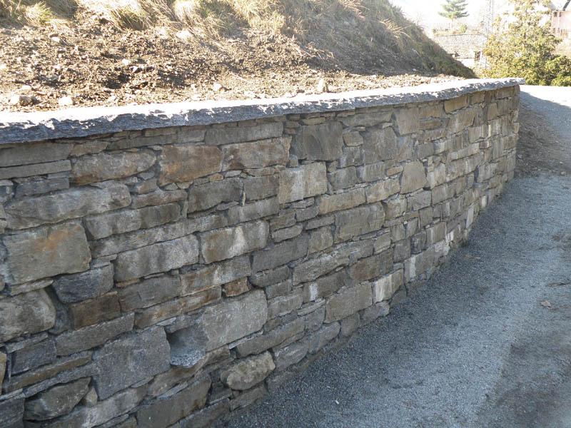 Fornitura pietre per realizzare o ristrutturare muri e copertine - Copertine per muretti esterno in cemento prezzi ...