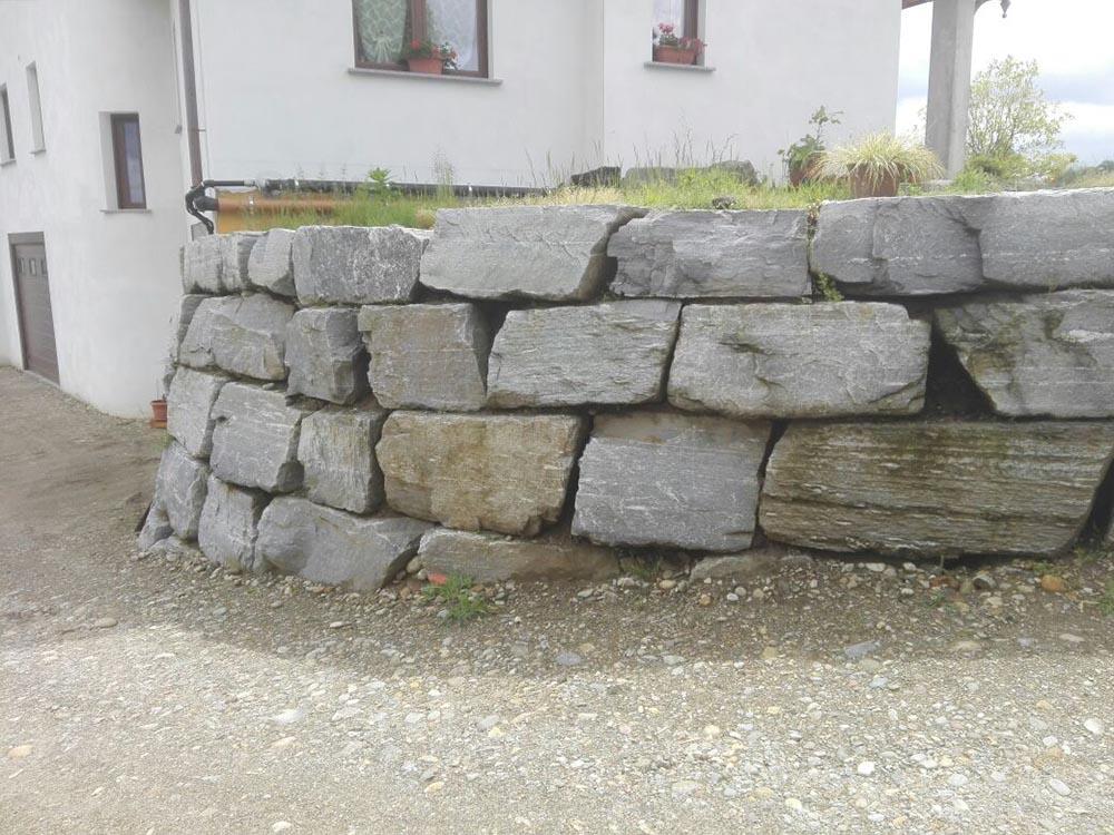 Good muri in pietra in curva with muri in pietra - Muri a vista interni ...