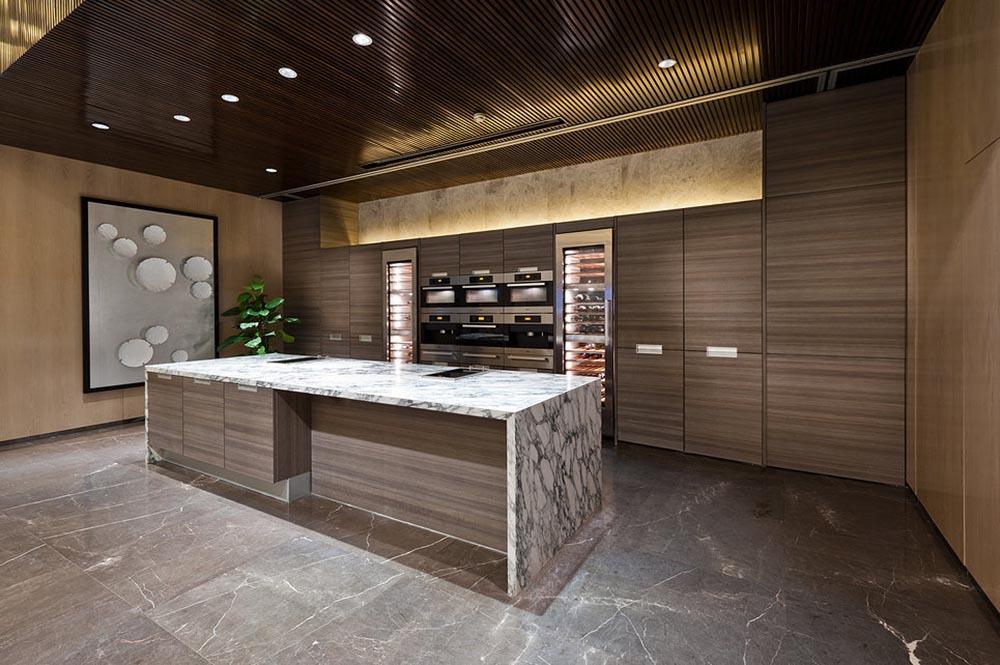 Top cucina in marmo italiano della Val d\'Ossola