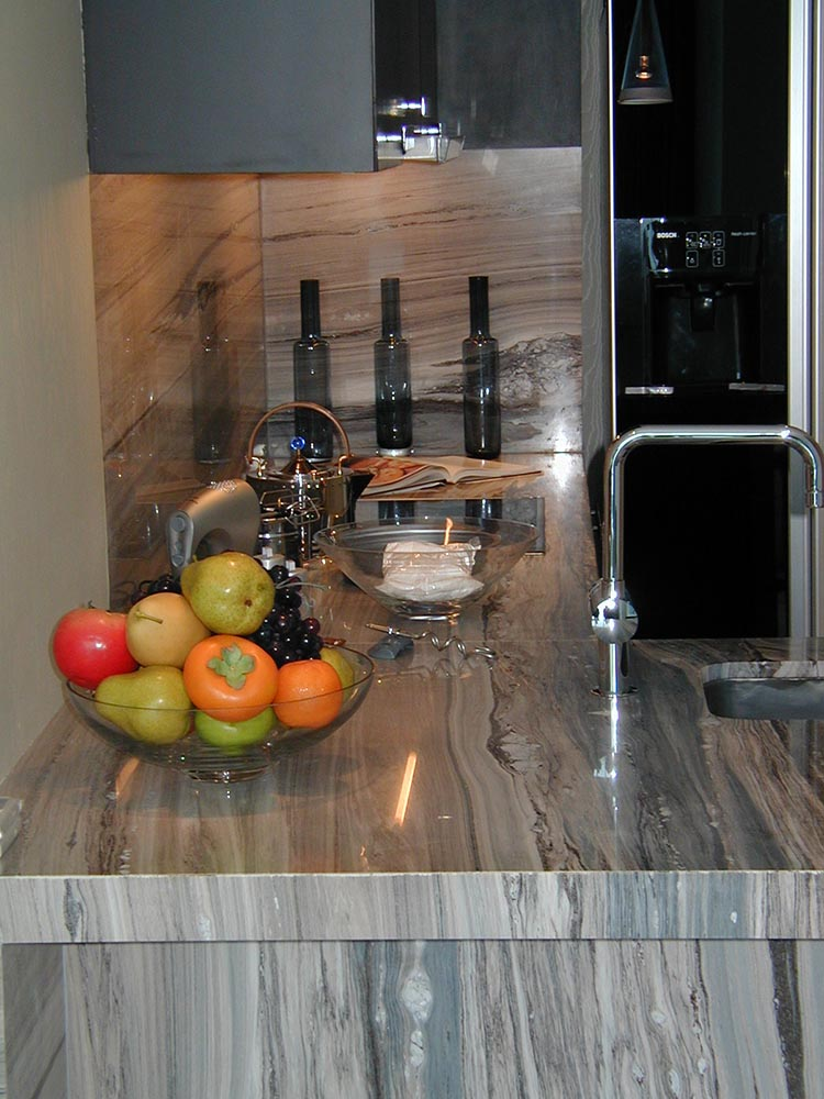 Top cucina in marmo italiano della val d 39 ossola - Top della cucina ...